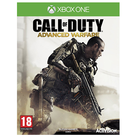 Call Of Duty Advanced Warfare - XBox One Game gaming games paixnidia xbox one