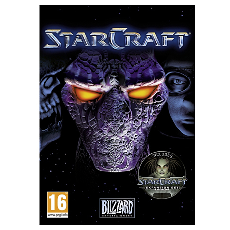 Starcraft 1 Gold - PC Game gaming games paixnidia pc