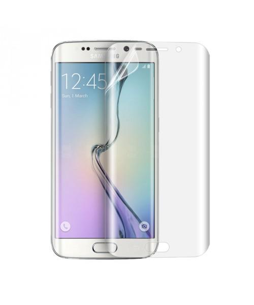 Προστασία Οθόνης Tempered Glass Άθραυστη 9H Full Face για Samsung Galaxy S6 Edge hlektrikes syskeyes texnologia kinhth thlefonia membranes