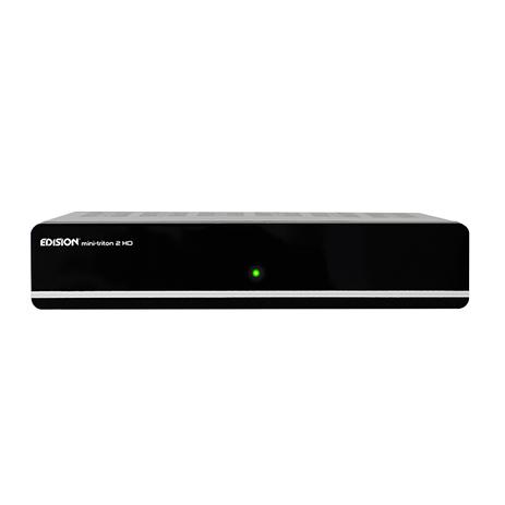 Επίγειος Ψηφιακός Δέκτης DVB-Τ Edision Mini-Triton 2 HD hlektrikes syskeyes texnologia eikona hxos apokodikopoihtes mpeg4