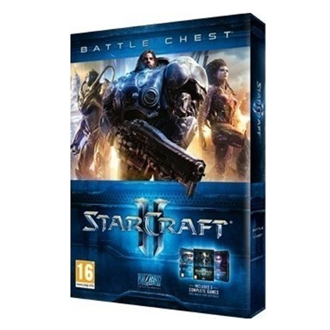 Starcraft II Battlechest V.2 - PC Game gaming games paixnidia pc