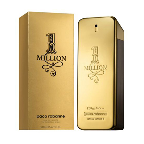 Paco Rabanne One Million Eau de Toilette 100ml fashion365 aromata andrika aromata
