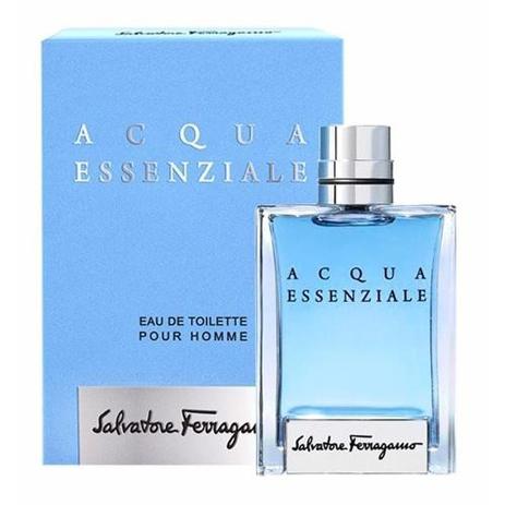 Salvatore Ferragamo Acqua Essenziale Eau de Toilette 100ml fashion365 aromata andrika aromata