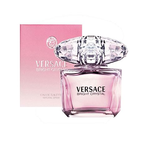 Versace Bright Crystal Eau de Toilette 90ml fashion365 aromata gynaikeia aromata