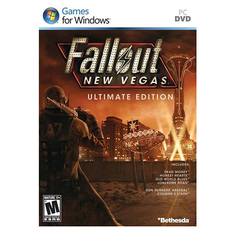 Fallout New Vegas Ultimate Edition - PC Game gaming games paixnidia pc
