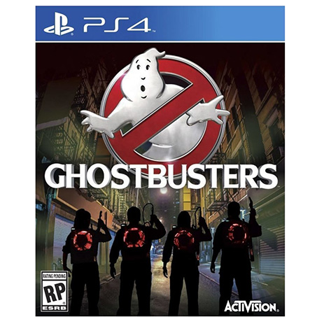 Ghostbusters - PS4 Game gaming games paixnidia ps4