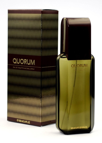 Antonio Puig Quorum Eau de Toilette 100ml fashion365 aromata andrika aromata
