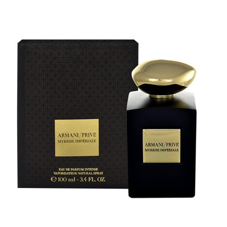 Giorgio Armani Prive Myrrhe Imperiale Eau de Parfum Intense 100ml (Unisex) fashion365 aromata andrika aromata