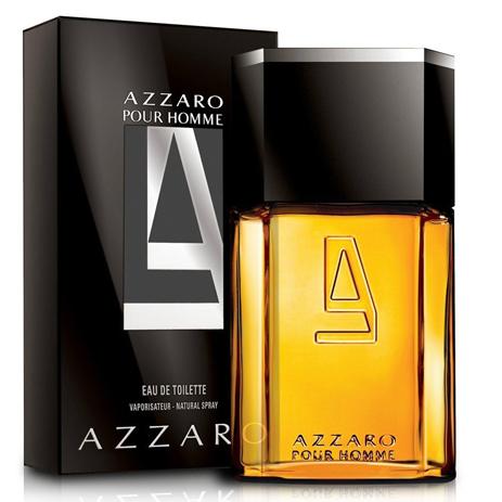 Azzaro Pour Homme Eau de Toilette 100ml fashion365 aromata andrika aromata