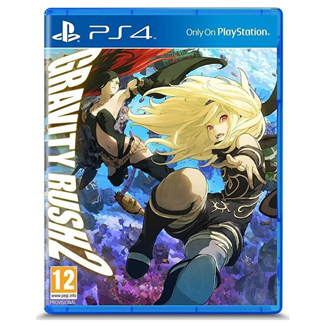 Gravity Rush 2 - PS4 Game gaming games paixnidia ps4