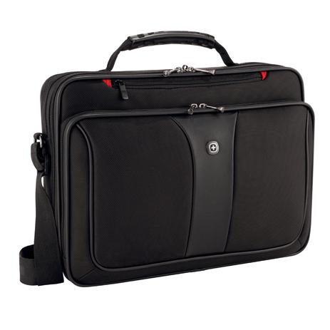 Τσάντα Laptop Wenger Legacy 600647 Μαύρη paixnidia hobby eidh tajidioy tsantes uhkes
