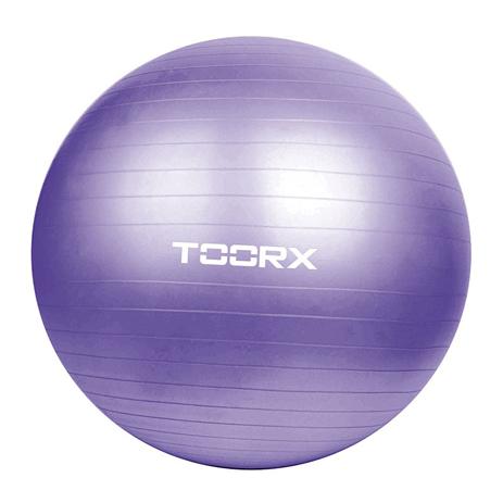 Μπάλα Γυμναστικής 75cm Toorx AHF-013 paixnidia hobby organa gymnastikhs mikroorgana proponhshs