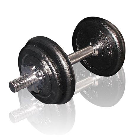 Σετ Αλτηράκι 10kg Toorx VAL-10DGN paixnidia hobby organa gymnastikhs barh