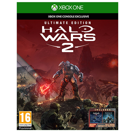 Halo Wars 2 Ultimate Edition - XBox One Game gaming games paixnidia xbox one