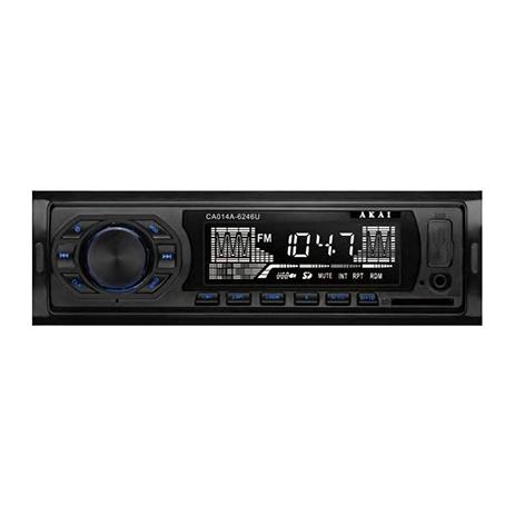 Ηχοσύστημα Αυτοκινήτου MP3/USB.SD MMC Akai CA014A-6246U aytokinhto mhxanh eikona hxos hxosysthmata aytokinhtoy