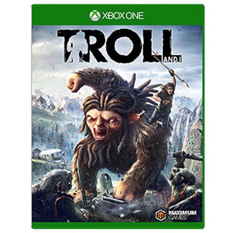 Troll & I - XBox One Game gaming games paixnidia xbox one