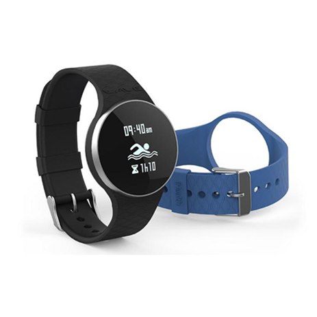 Ασύρματο Ρολόι Δραστηριοτήτων iHealth Wave AM4 paixnidia hobby gadgets rologia