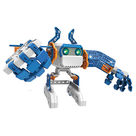 Ρομποτ Meccano Micronoid AST 91815 Μπλε paixnidia hobby paixnidia ekpaideytiko