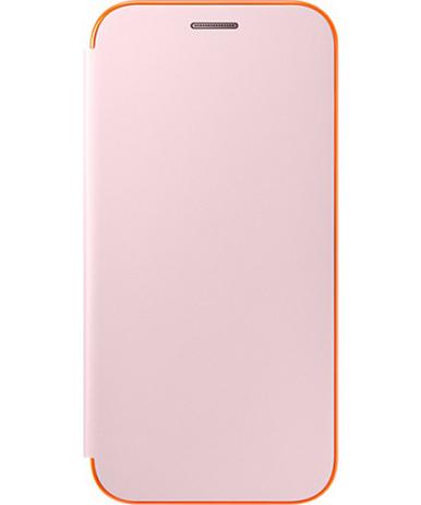Θήκη Samsung Original Neon Flip for Samsung Galaxy A5 A520 Pink (EF-FA520PPE) hlektrikes syskeyes texnologia kinhth thlefonia prostateytikes uhkes