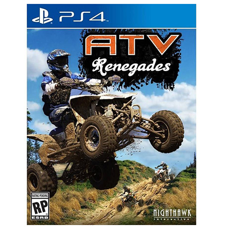 ATV Renegades - PS4 Game gaming games paixnidia ps4