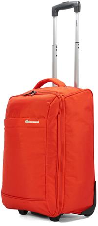 Βαλίτσα Καμπίνας Πτυσσόμενη Benzi BZ5027 Πορτοκαλί paixnidia hobby eidh tajidioy balitses
