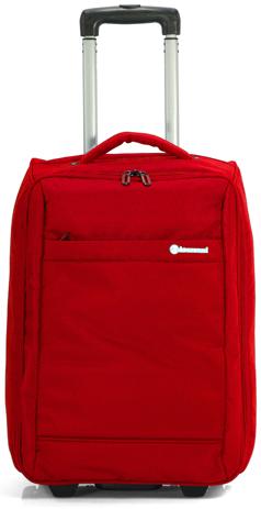 Βαλίτσα Καμπίνας Πτυσσόμενη Benzi BZ5027 Κόκκινη paixnidia hobby eidh tajidioy balitses