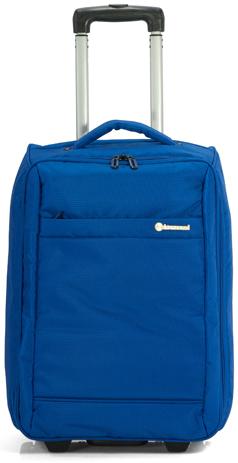 Βαλίτσα Καμπίνας Πτυσσόμενη Benzi BZ5027 Μπλε paixnidia hobby eidh tajidioy balitses