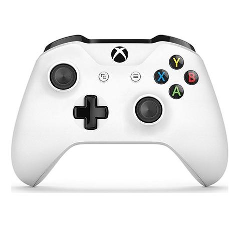 Χειριστήριο Ασύρματο Microsoft Crete White Wireless TF5-00003 - Xbox One Control gaming perifereiaka gaming xbox one xeiristhria