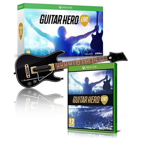 Guitar Hero Live & Κιθάρα - XBox One Game gaming games paixnidia xbox one
