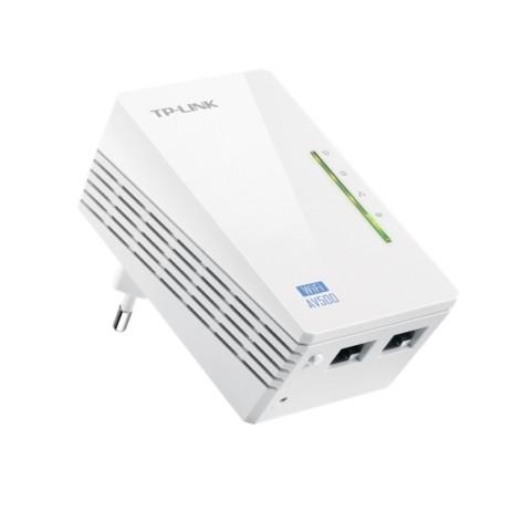 WiFi Range Extender TP-Link TL-WPA4220 v1 hlektrikes syskeyes texnologia perifereiaka ypologiston diktya