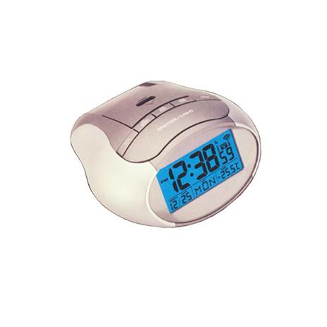 Θερμόμετρο Ρολόι MDL-6518 hlektrikes syskeyes texnologia eikona hxos radiocdhi fi
