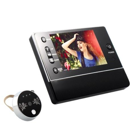 Κάμερα Με Monitor Realsafe MDC-355 hlektrikes syskeyes texnologia systhmata asfaleias epoptika systhmata