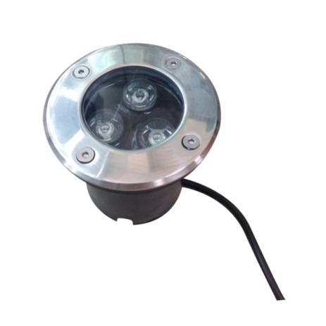 Φωτιστικό Δαπέδου Led 3x1w IP-65 HLD-630