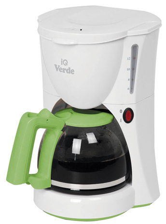 Καφετιέρα IQ CM-130 Verde hlektrikes syskeyes texnologia oikiakes syskeyes kafetieres