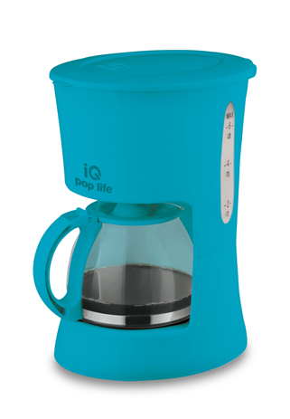 Καφετιέρα IQ CM-150 Μπλε