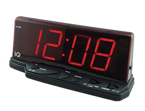 Ράδιο-Ρολόι με Ξυπνητήρι IQ CR-025