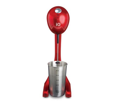 Φραπιέρα IQ EM-563 Rosso Κόκκινη hlektrikes syskeyes texnologia oikiakes syskeyes frapieres