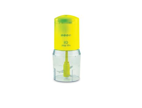 Πολυκόπτης IQ EΜ-567 Κίτρινος (300w)