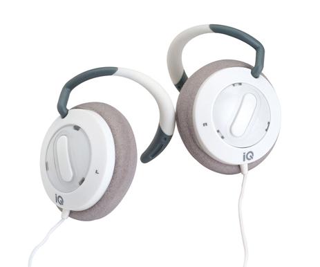Στερεοφωνικά Ακουστικά IQ HF-1820 Λευκά 3.5mm hlektrikes syskeyes texnologia perifereiaka ypologiston akoystika