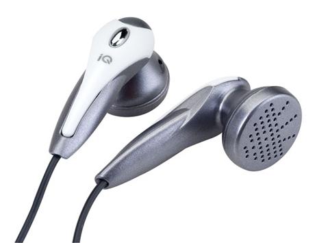 Στερεοφωνικά Ακουστικά IQ HF-1830 Λευκά 3.5mm hlektrikes syskeyes texnologia perifereiaka ypologiston akoystika