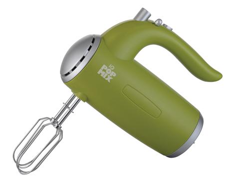 Μίξερ Χειρός IQ HM-207 Πράσινο