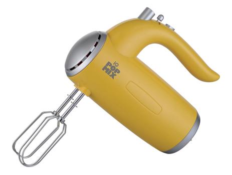 Μίξερ Χειρός IQ HM-207 Κίτρινο hlektrikes syskeyes texnologia oikiakes syskeyes mijer