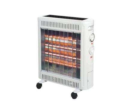 Θερμάστρα Χαλαζία IQ HT-1470 Λευκή (2400w)