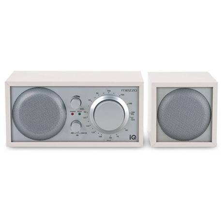 Ραδιόφωνο Wooden IQ WR-9020 Λευκό