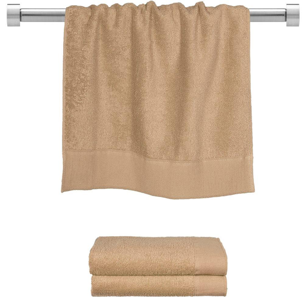 Πετσέτα Προσώπου Μπεζ 50x100cm Fennel Premium TWPR-50100-BG, 6τμχ
