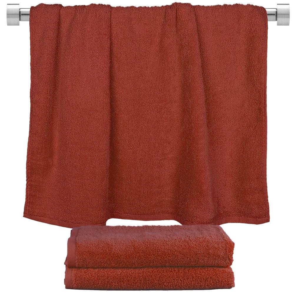 Πετσέτα Μπάνιου Μπορντώ 70x140cm Bamboo Fennel TWBA-70140-BD
