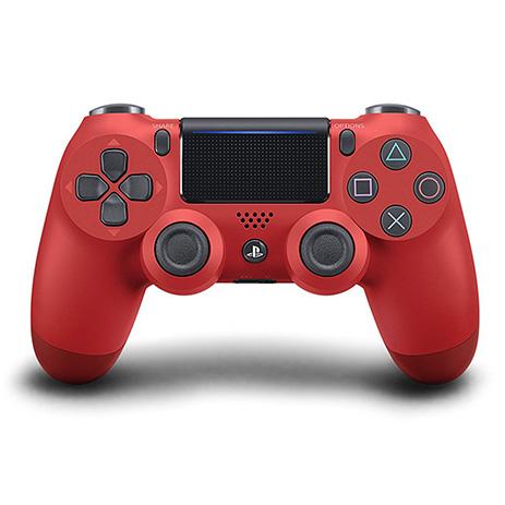 Χειριστήριο Ασύρματο Sony DualShock 4 V2 Κόκκινο - PS4 Controller gaming perifereiaka gaming ps4 xeiristhria