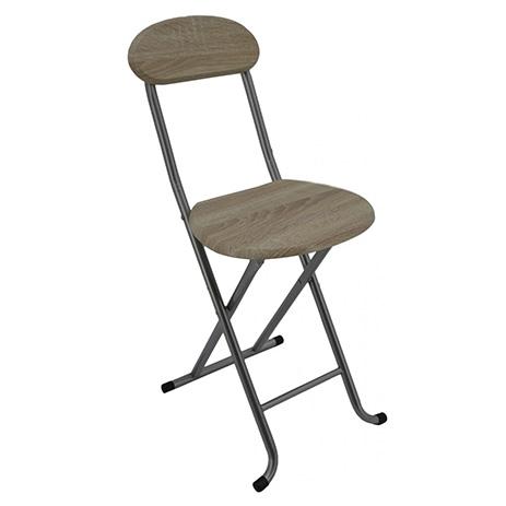 Καρέκλα Πτυσσόμενη Ξύλινη με Μεταλλικά Πόδια Χρώμα Οξιά 33x35x74 (767182) khpos outdoor camping khpos beranta epipla khpoy