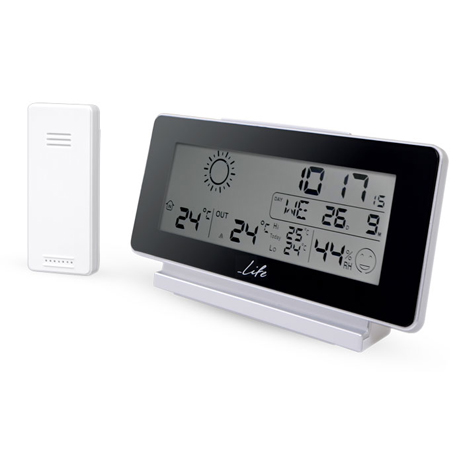 Μετεωρολογικός Σταθμός Life WES-200 paixnidia hobby gadgets meteorologikoi staumoi