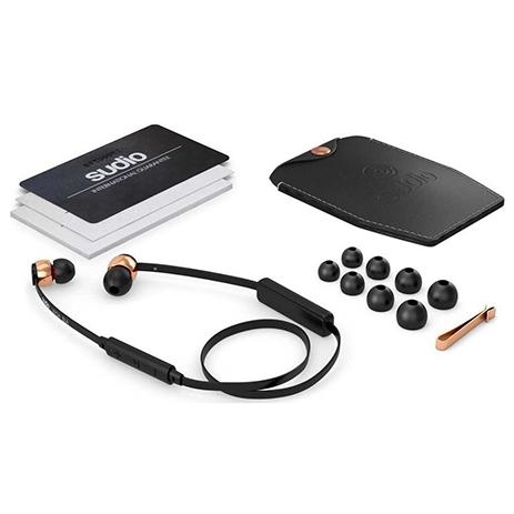 Ασύρματα Ακουστικά Bluetooth Sudio VASA Bla Black hlektrikes syskeyes texnologia kinhth thlefonia akoystika